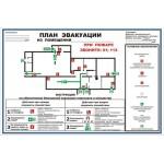 Планы эвакуации и знаки / ФЭС